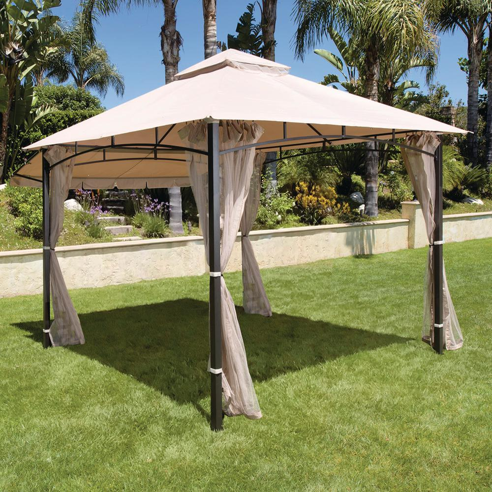 How can an outdoor canopy make your space more comfortable?