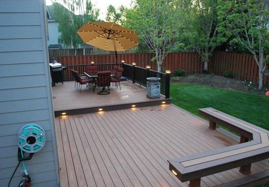 Outdoor Flooring Options in Trendy Styles