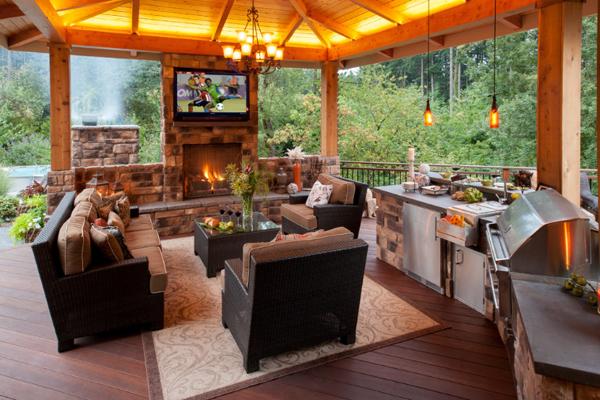outdoor kitchen designs-48-1 kindesign DJWQXTG