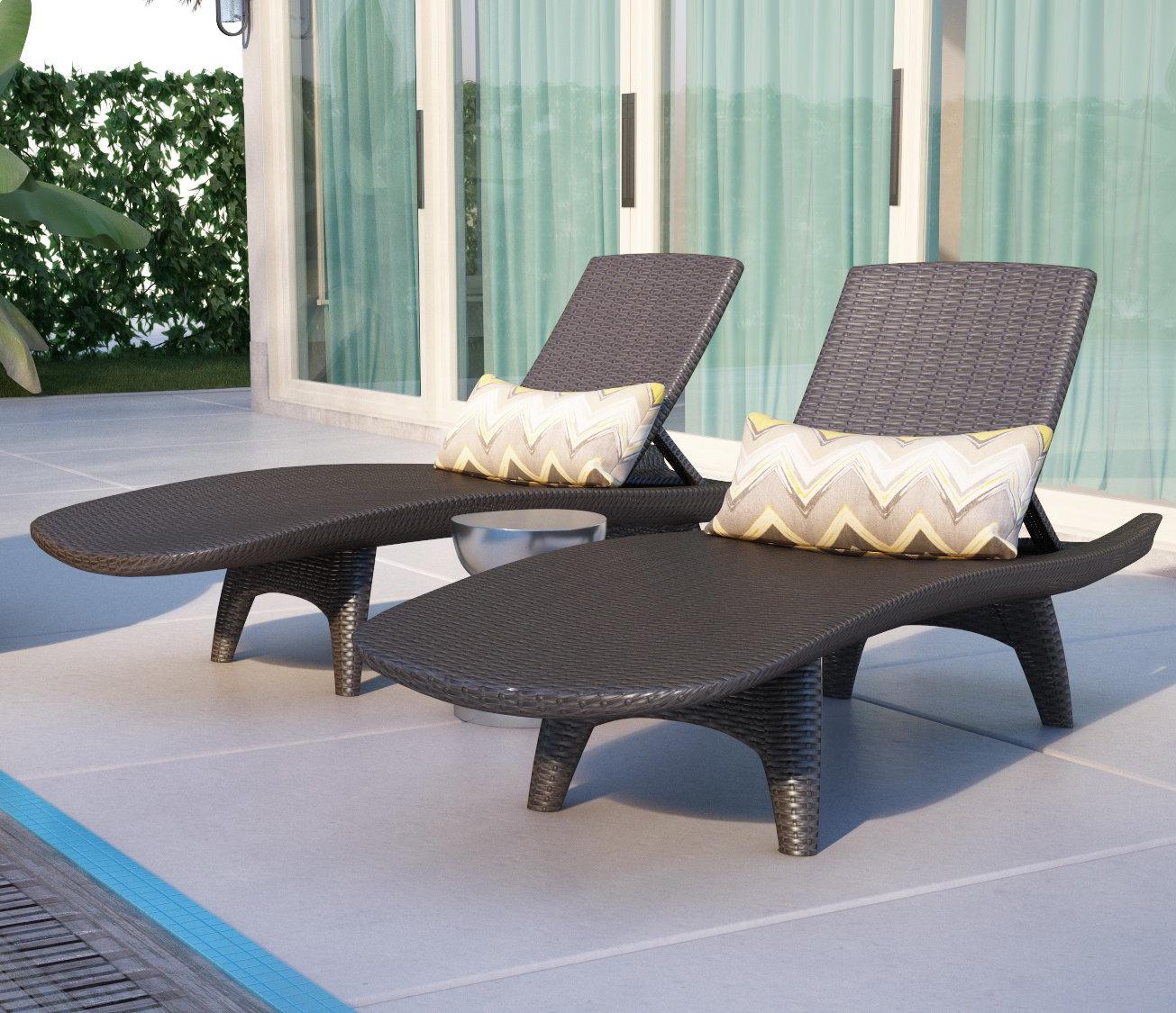 outdoor lounge chairs save YIKNUYE