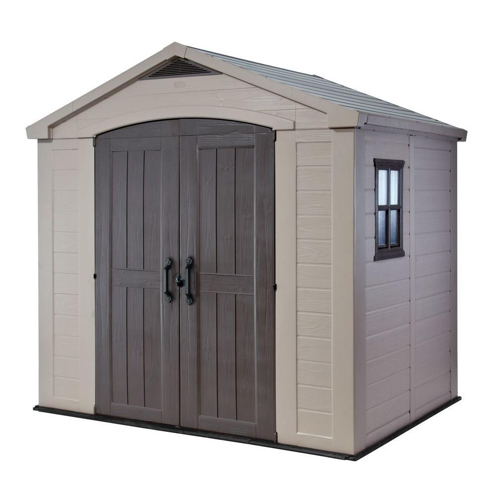 outdoor storage shed PZQVATI