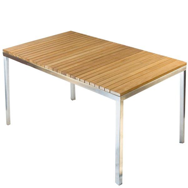 outdoor tables outdoor dining tables - modern u0026 contemporary designs | allmodern MMNNFRP
