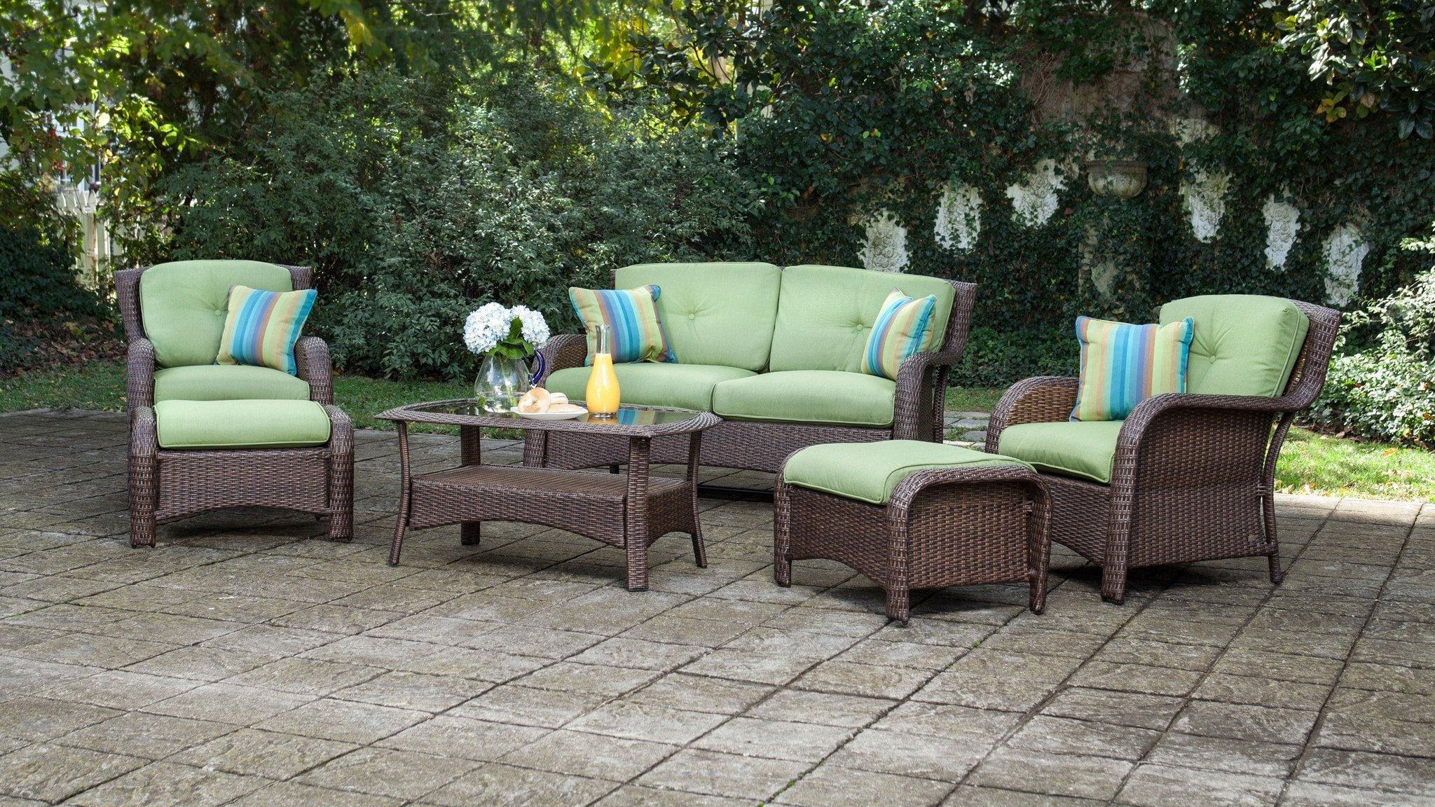 outdoor wicker furniture facts about outdoor wicker patio furniture YSYTYSG