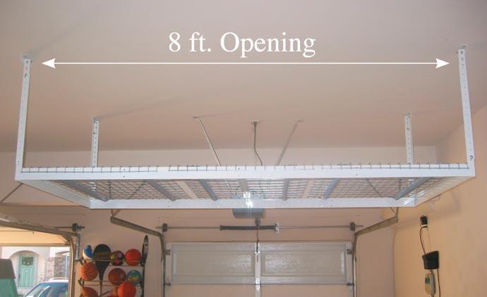 overhead garage storage DMEUGXT
