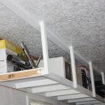 Overhead garage storage – the perfect storage solution