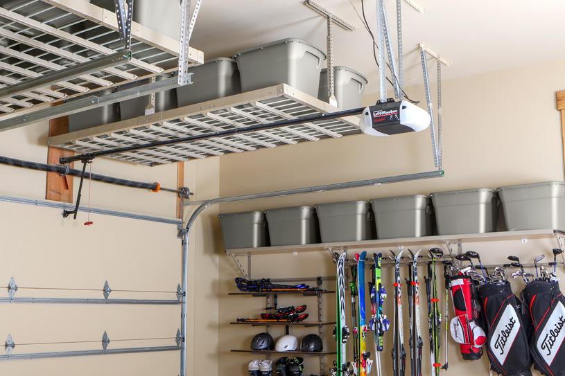 overhead garage storage overhead garage features IGNDTER