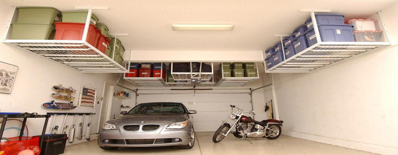 Exceptionnel Overhead Garage Storage Taking Storage To New Heights!™ LVYZGKI