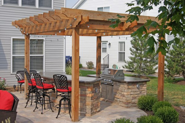 patio bar design ideas 12 fascinating outdoor bar design ideas TMTSQJL
