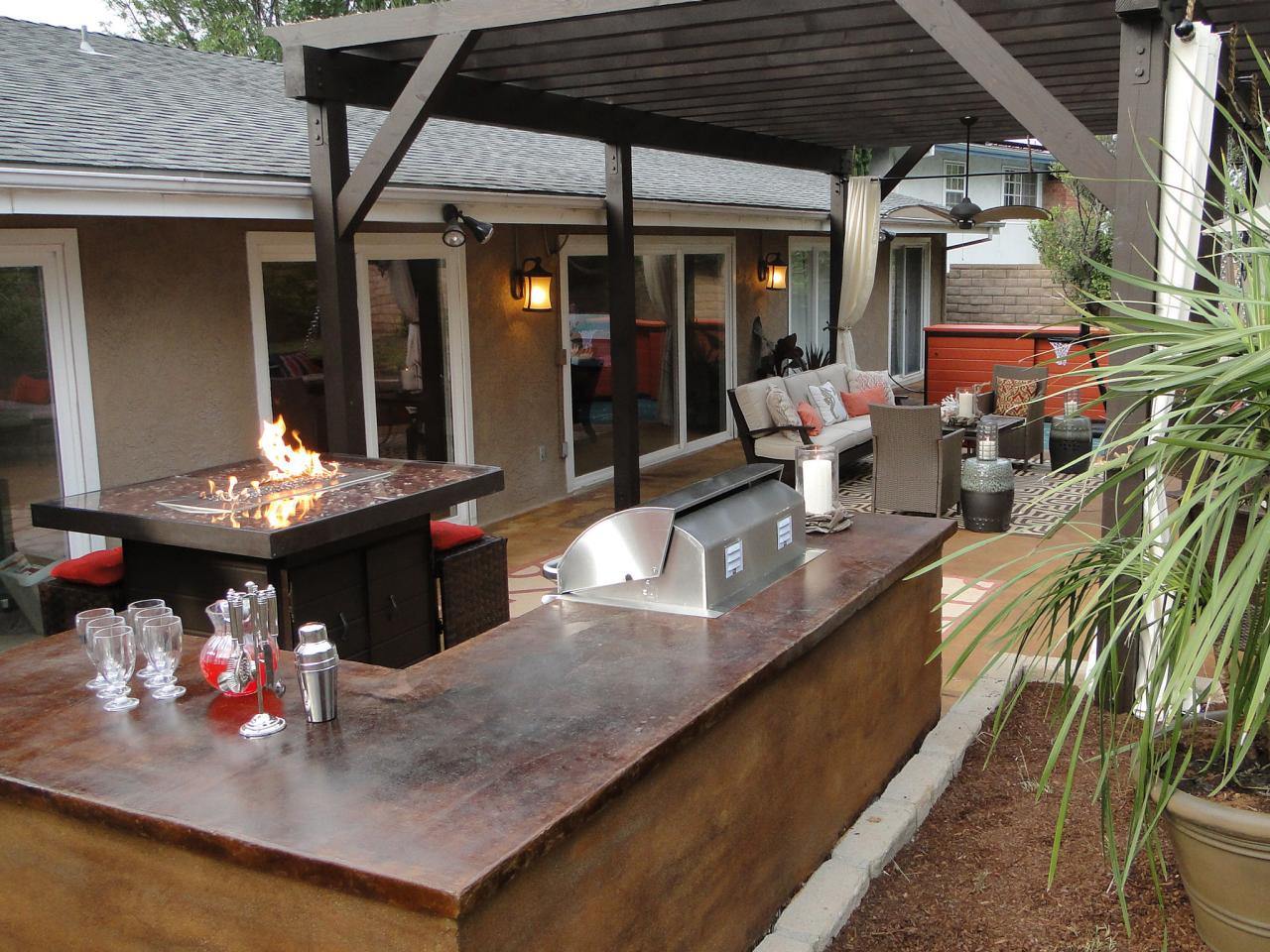 Patio Bar Design Ideas for Your Home