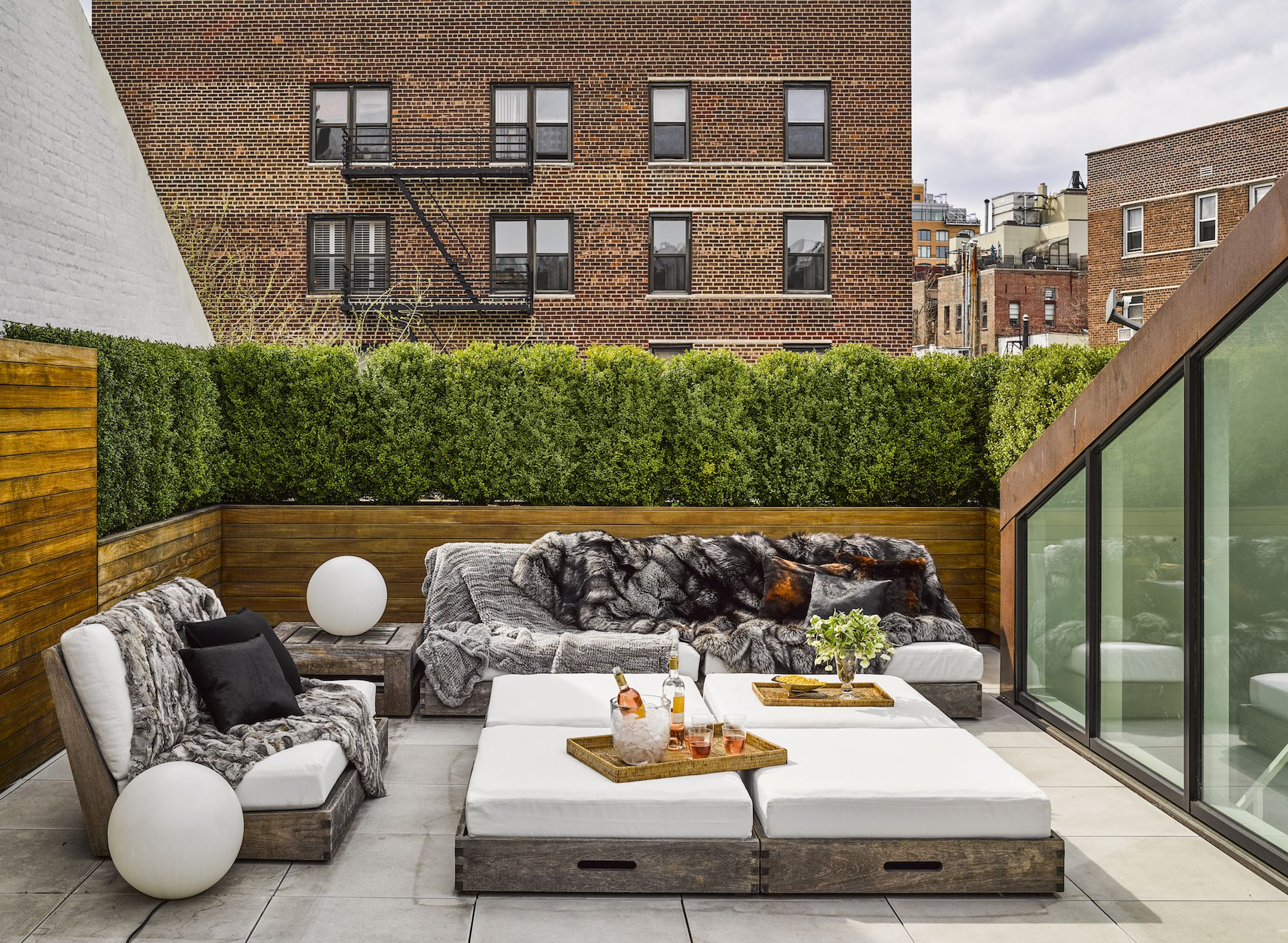 patio design ideas a small patio is, ironically, the perfect place for big ideas. HQUNCXR