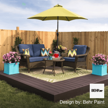 patio design ideas revitalize your deck with deckover VXYYAZR