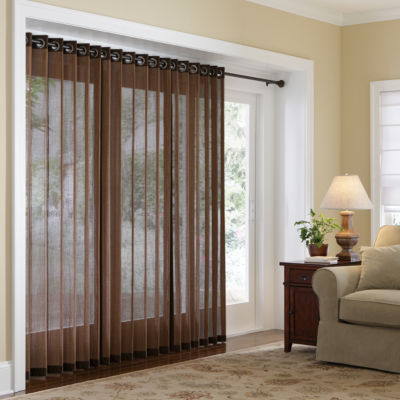 patio door curtains average rating GILSUIE