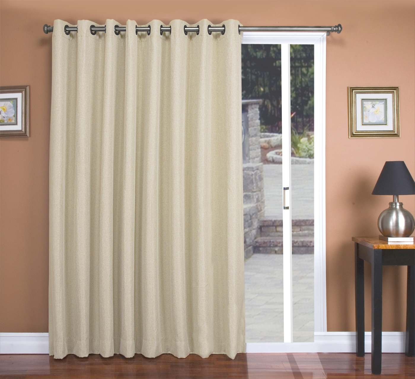 patio door curtains - thecurtainshop.com GPSYVJE