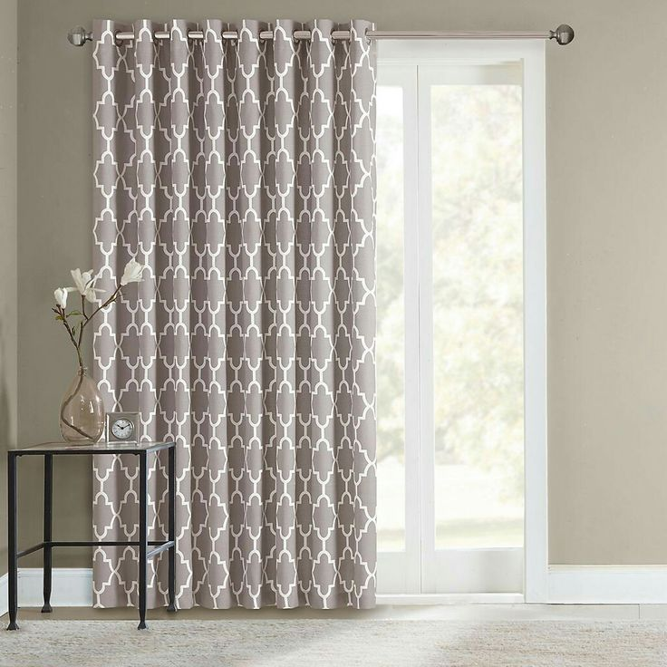 patio door draperies new best patio door curtains ideas on RBRXYKW