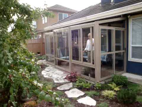 patio enclosures retractable patio enclosure from libart PFLWPPI