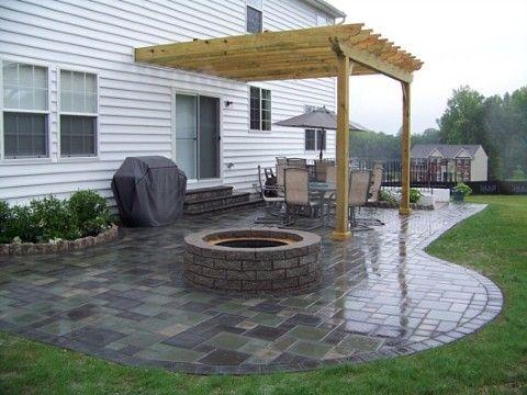 patio ideas paver patio design ideas TJWHXGC