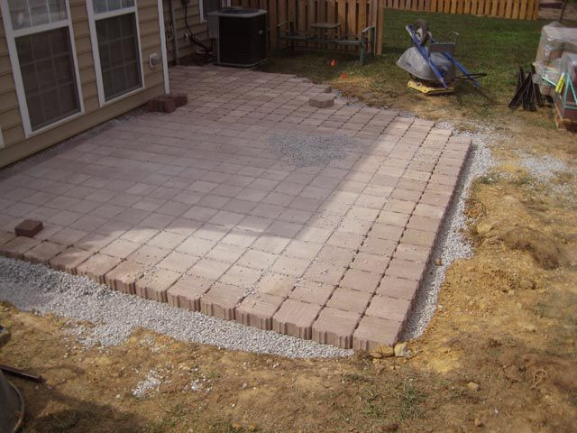 paver stones williamsburg paver patio designers_lgjpg 640480 - Paver Stone Patio