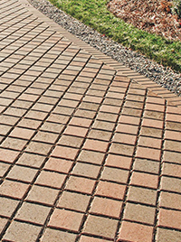 paving stones environmental pavers WRNISMF