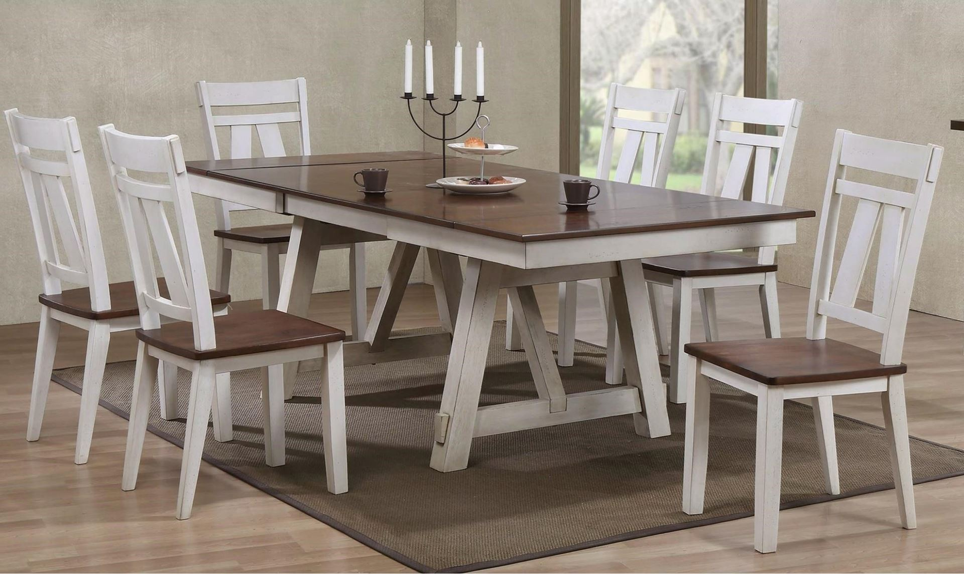 Some farmhouse dining table ideas