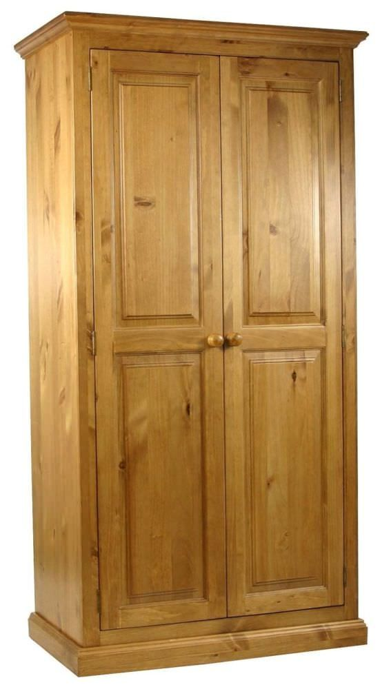 pine wardrobes bring the traditional touch of pine into your room with this PVNEDVW