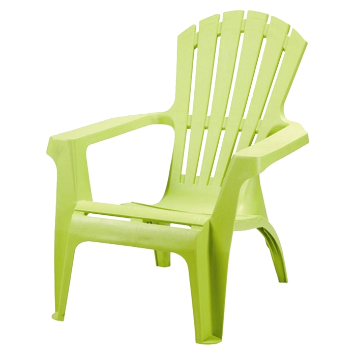 Stylish Plastic Garden Chairs