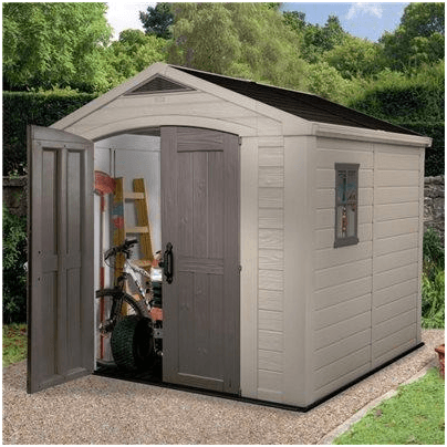 plastic sheds the keter apollo plastic shed EYXHCBT