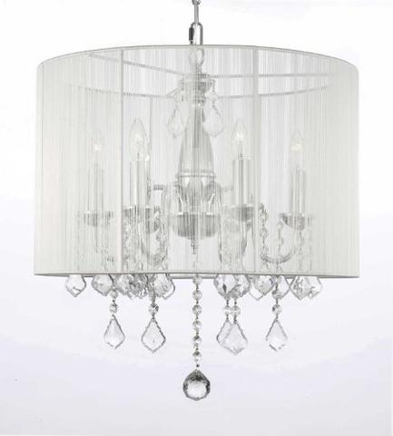 plug in chandelier crystal chandelier with shade swag plug in-chandelier w/ 14u0027 feet of YPEVXTF