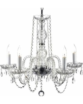 plug in chandelier dressed with swarovski crystal chandelier JPDMXEU