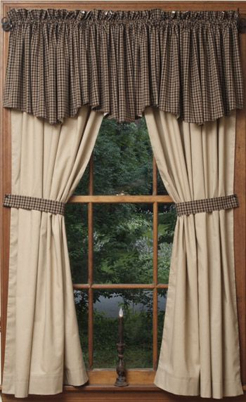 primitive curtains prairie-house-valances-and-homestead-tiers · primitive craftscountry  primitivekitchen curtainscountry ... CGRKVMV