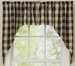 primitive curtains swags EIUZDPV