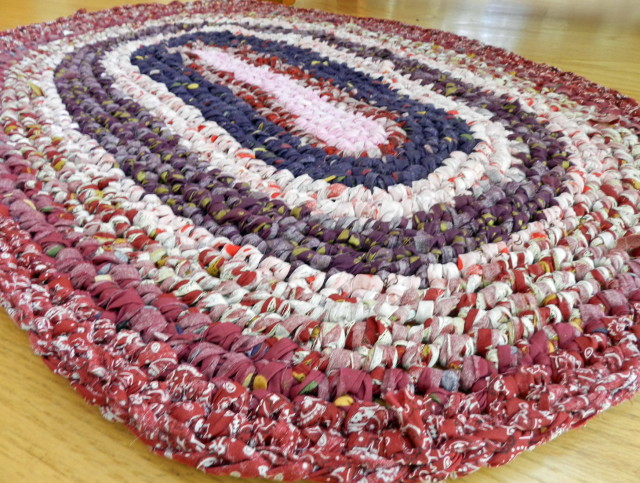 rag rug designs crochet rag rug patterns CYKLOWI