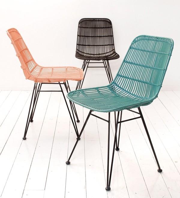 rattan dining chairs 3 CVEKMSH