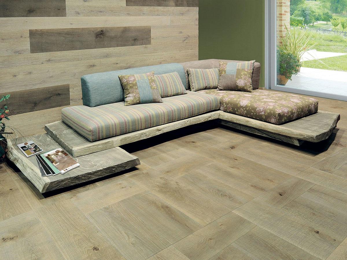 raw oak sofa design by cadorin CCDKYRA