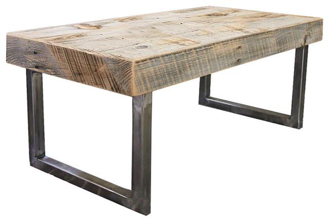 reclaimed wood coffee table DKWFBPP