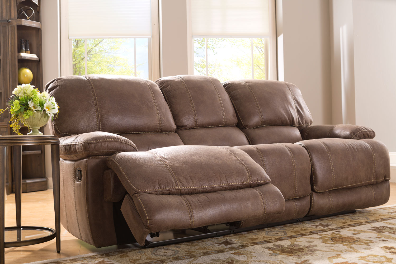reclining sofa ... big sky sofa - frontroom ru0026r ... EMBCASM