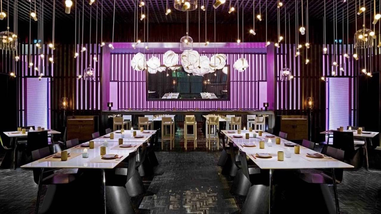 Restaurant interior design tkjivmf