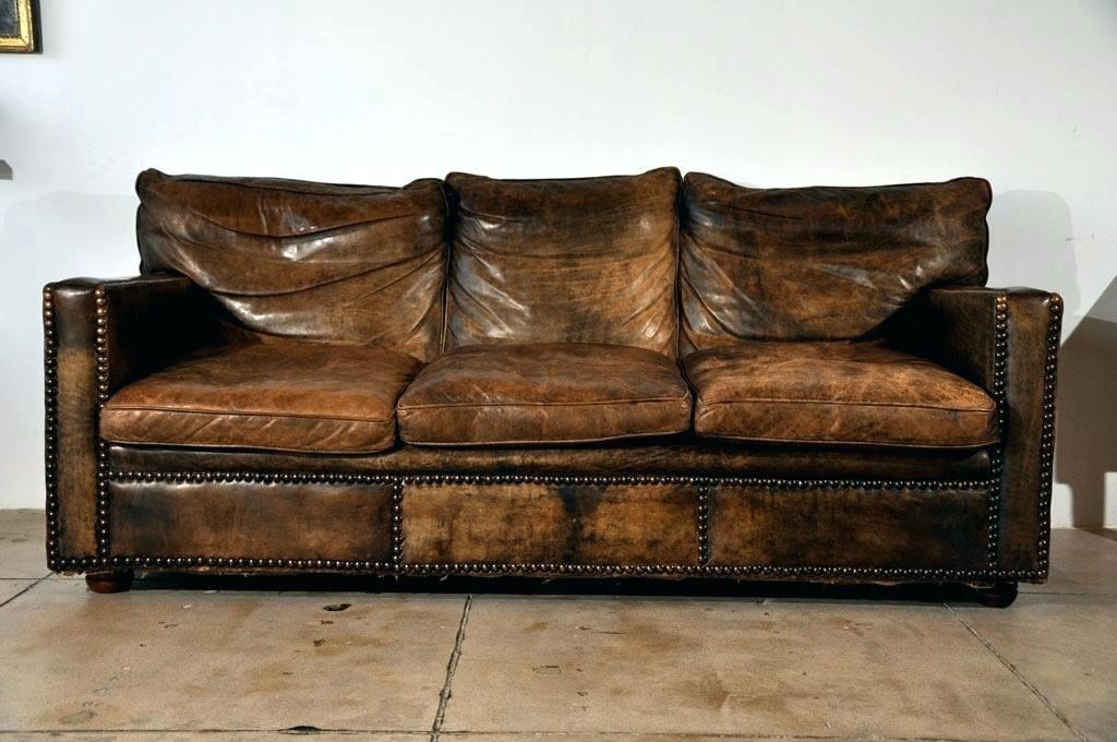retro leather sofa vintage leather sofa ebay uk MLNXWEL