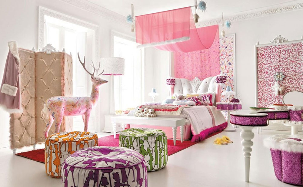 room decorations for girls colorful-girls-rooms-decorating-ideas-1 colorful girls rooms design u0026 TAPAQPU