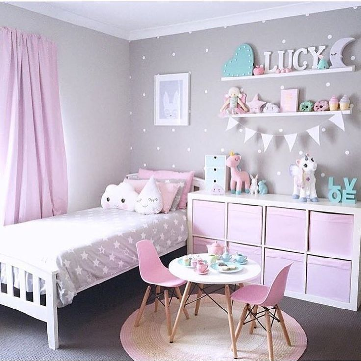 Types of Room Decorations for Girls and Boys