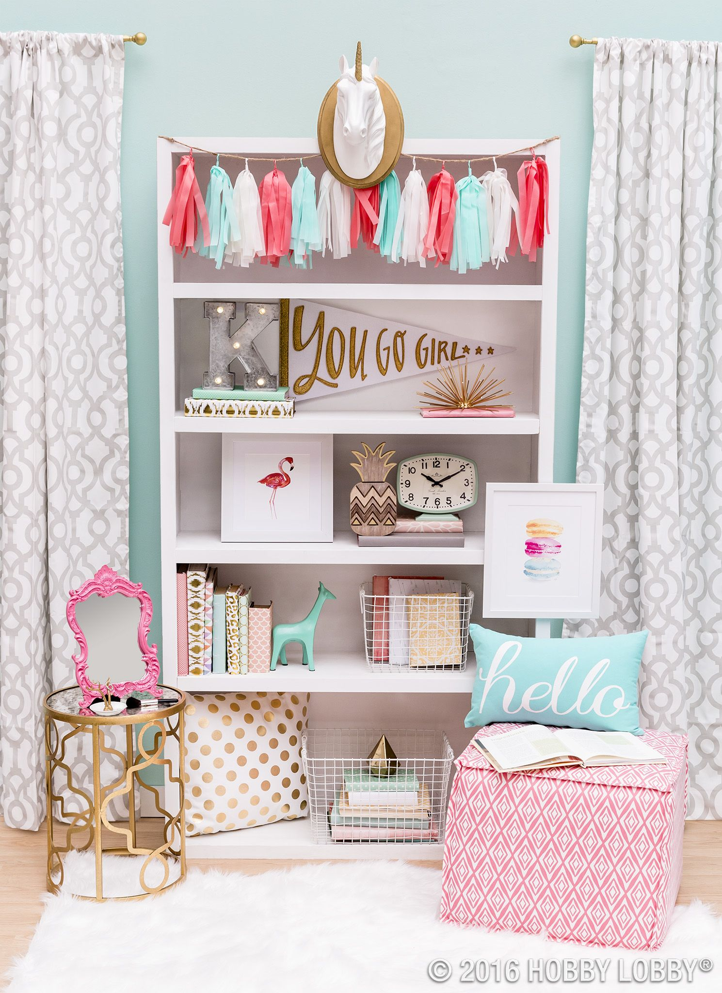 room decorations for girls is your little darlingu0027s decor ready for an update? spruce up MIJDXYS