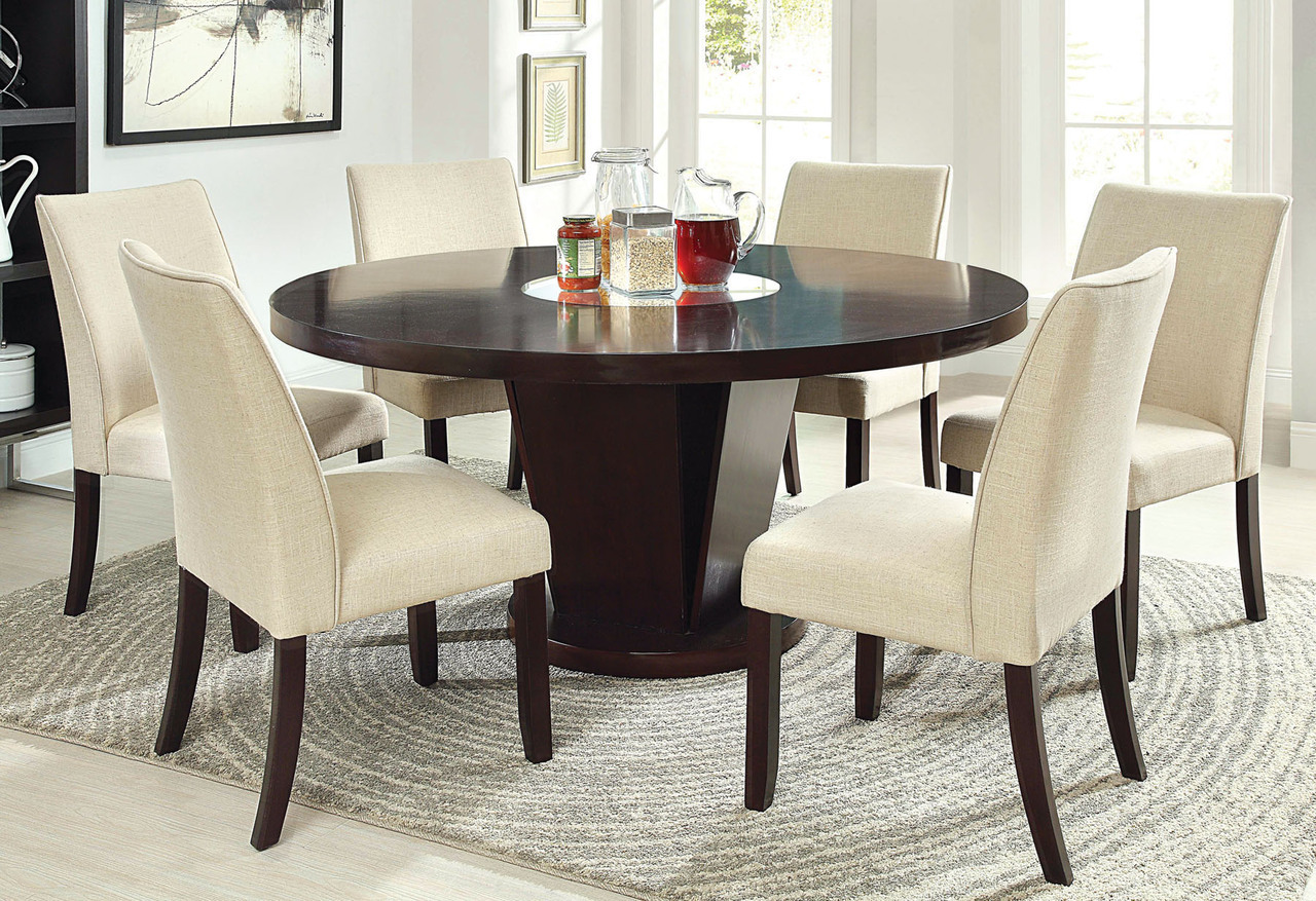 round dining table 60 ZBOPKLD