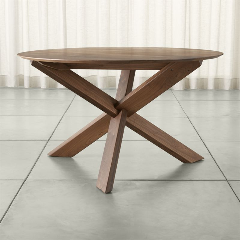 round dining table apex 51 LWVNMHF