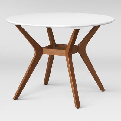 round dining table emmond mid century 42 RBHRZRA