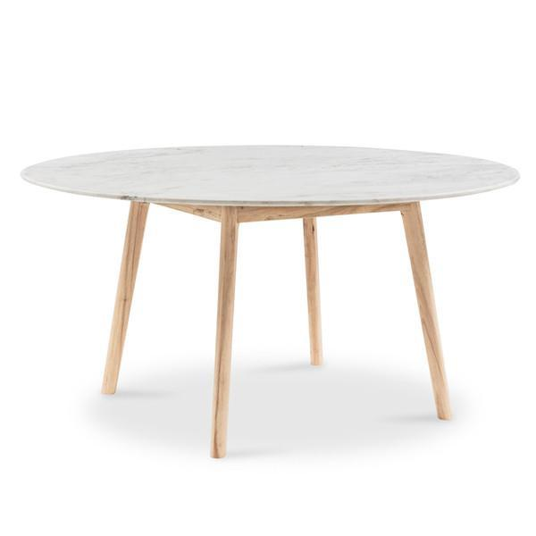 round marble dining table MAOIENC