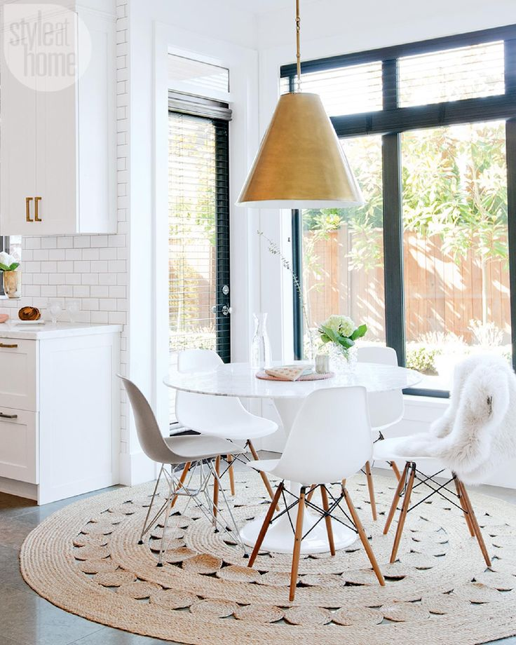 Change The Look Of Room Effortlessly With Round Rug