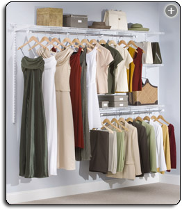 rubbermaid closet amazon.com: rubbermaid configurations closet kits, 4-8 ft, white  (fg3g5902wht): home RVYBGCX