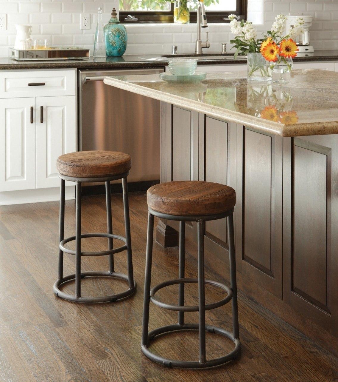 rustic bar stools industrial rustic barstool GWPNQAB
