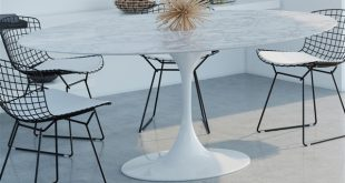 saarinen tulip oval marble dining table. u003e JAMRQBM