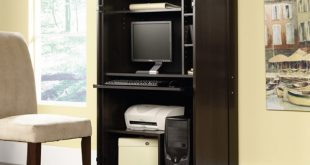 sauder computer armoire, multiple finishes BHMTIUE