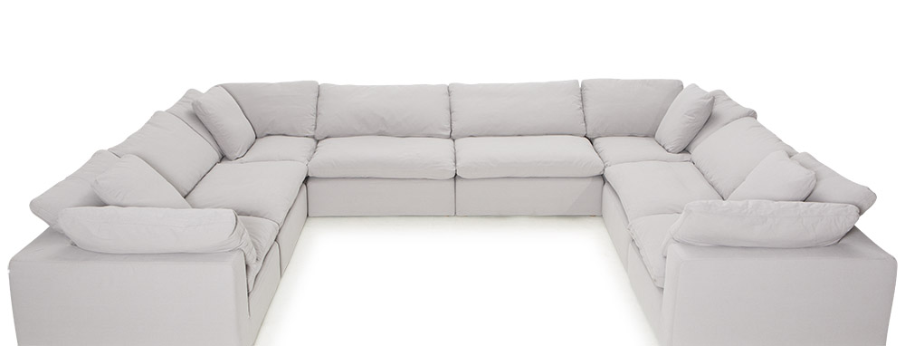 seatcraft heavenly modular sofa ZSUPKRQ